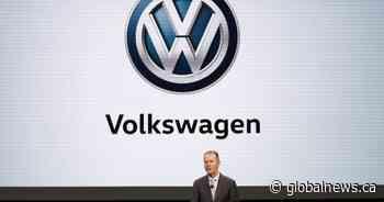 Volkswagen pleads guilty to environmental infractions in Canadian court