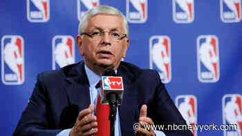 Ex-NBA Commissioner Has Emergency Surgery After Brain Hemorrhage in Midtown Restaurant
