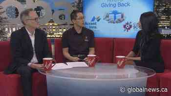 Month of Giving Back – Canada Scores