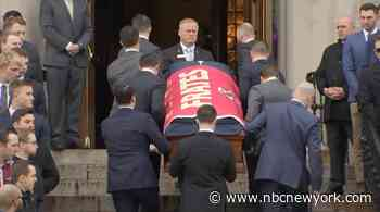 Loved Ones, Community Pay Final Respects to Ice Bucket Challenge Originator