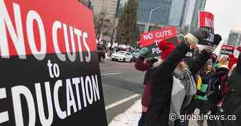 Strike by some Ontario high school teachers planned for third straight week