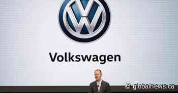 Volkswagen intends to plead guilty to environmental infractions in Canadian court
