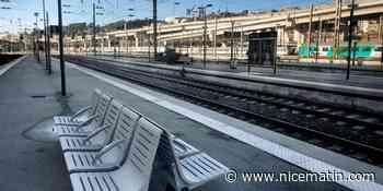 Les trains circuleront toujours très rarement sur les rails de la région ce samedi