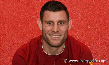 Jürgen Klopp delighted by contract extension for 'exceptional' Milner