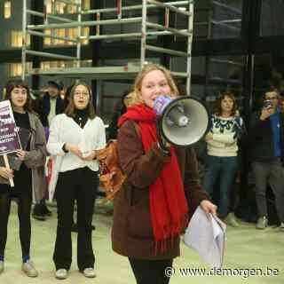 UGent schorst studentenvereniging KVHV twee maanden: 'Deze sanctie is weloverwogen'