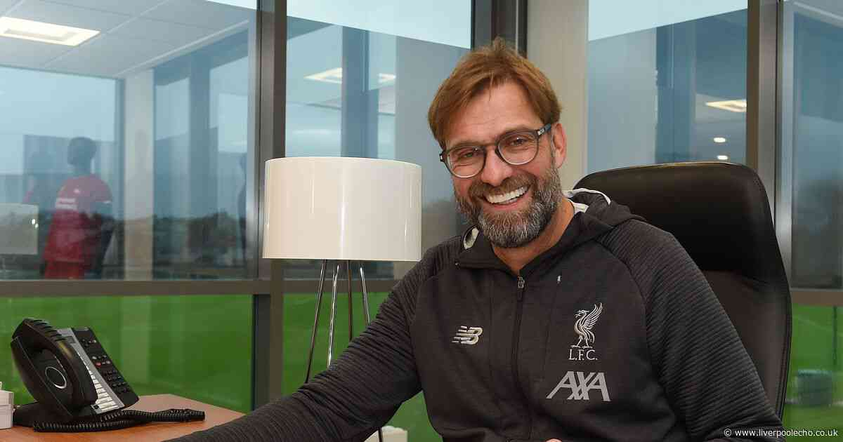 Liverpool leave rest of the Premier League in rage as Jurgen Klopp commits to Reds