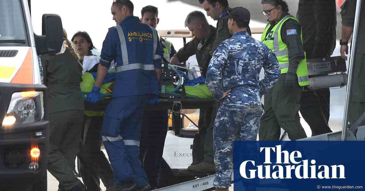'Nothing short of miraculous': the long road ahead for injured survivors of White Island