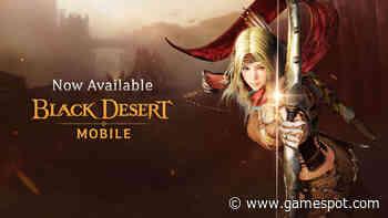 Black Desert Mobile Is The Full MMO Experience