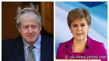 Boris Johnson reiterates opposition to indyref2 in call with Nicola Sturgeon