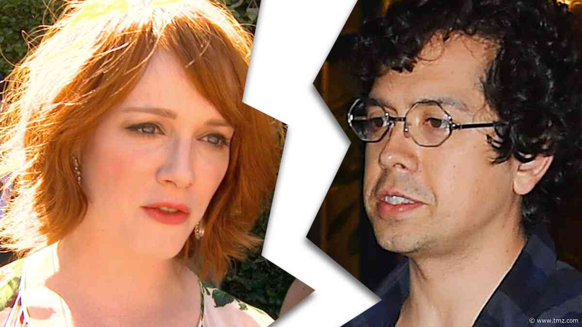 'Mad Men' Christina Hendricks Files for Divorce from Geoffrey Arend