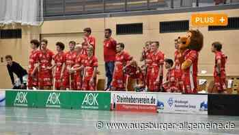 Floorball: Die Red Hocks Kaufering sind beim amtierenden Meister zu Gast