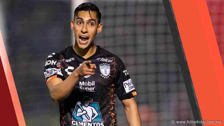 Erick Aguirre deja entrever que no llegará a Chivas