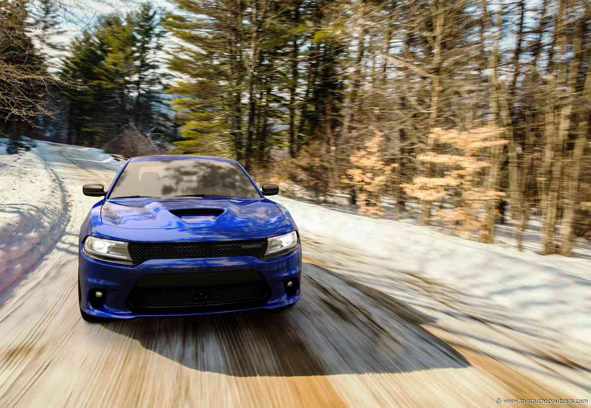 Dodge Charger GT Copies Its Brother, Dons AWD