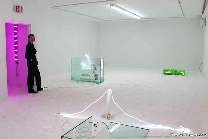 Saskia Noor van Imhoff on Materials with ContradictoryFunctions
