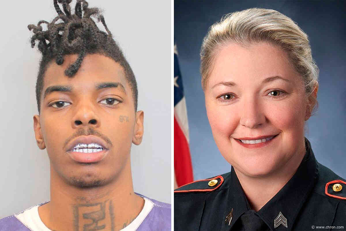 Things to know about the Tavores Henderson's arrest in death of Texas cop
