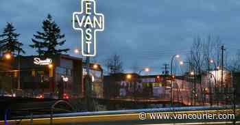 Here's how and why the East Van Cross sculpture got built (VIDEO)