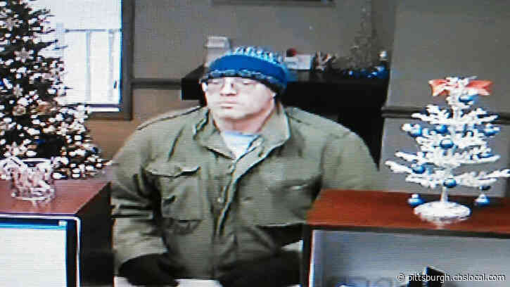 State Police Asking For Help Identifying Fayette County Bank Robber
