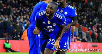 Cardiff City handed huge boost as fan favourite Sol Bamba signs contract extension