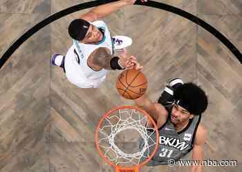 Nets vs. Raptors: Brooklyn Tips Off Big-Time Back-to-Back in Toronto