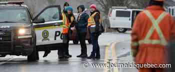Signaleuse happée mortellement à Saint-Paul-de-l'Île-aux-Noix: la SQ à la recherche de témoins