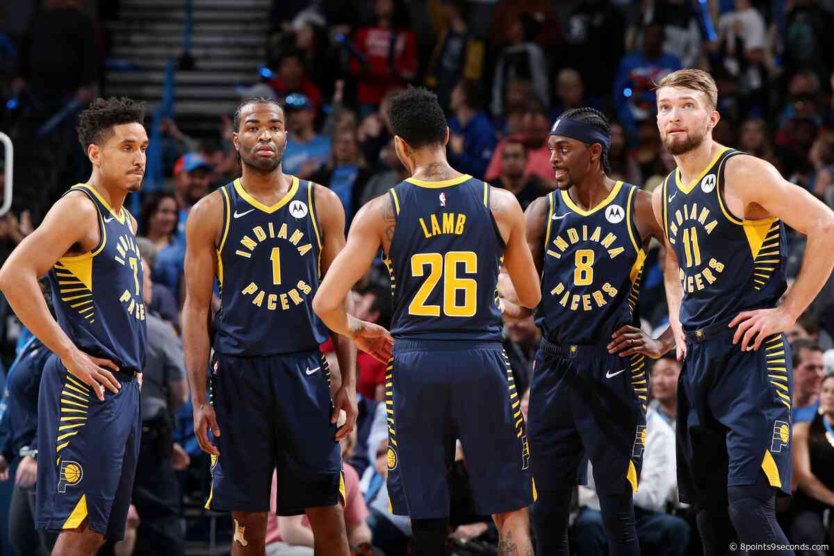 Three factors that have propelled the Indiana Pacers this season