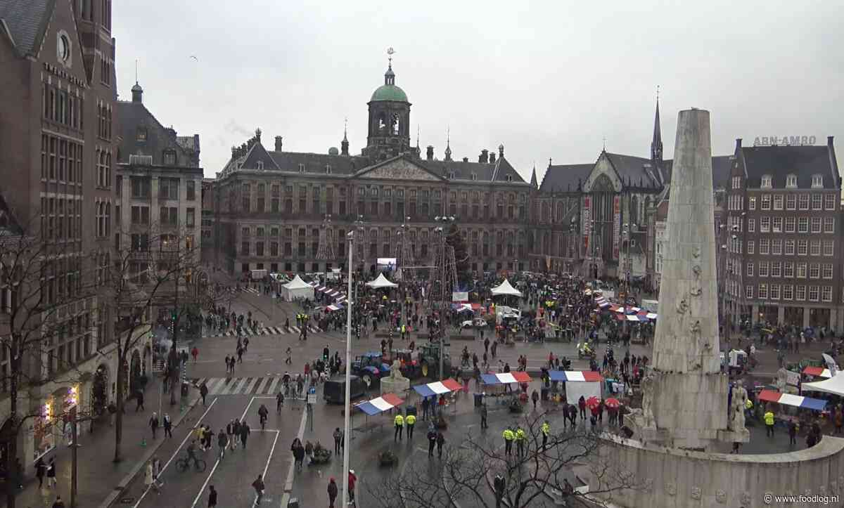 Vriendelijk boerenprotest, Belg doet Picnic na, cider is geen bier en waar blijft de boze oom?