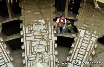 Contractor ordered to pay Washington state $57M over tunnel-boring machine Bertha's big stall