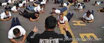 Mexico met à la diète ses policiers un peu trop enveloppés