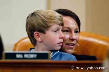With son sitting with her, Rep. Martha Roby votes against Trump impeachment
