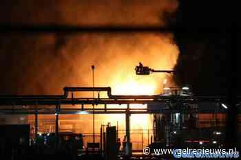 NL-ALERT: Grote brand in Arnhem