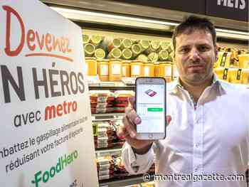 Save on food, save the planet: FoodHero app lets you rescue groceries from landfills