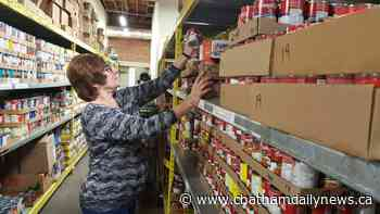 Donors come through for region's food banks