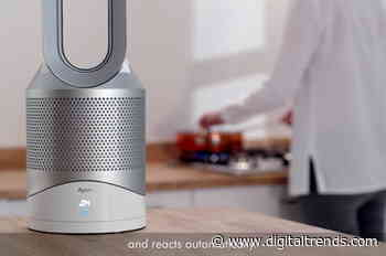 Need a space heater for the winter? Dyson's Hot + Cool Fan is almost half off