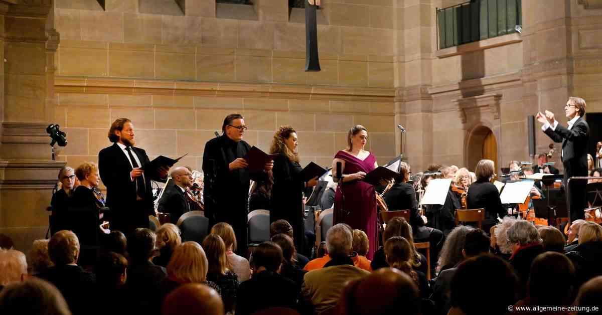 Beethovens Neunte in Mainzer Christuskirche