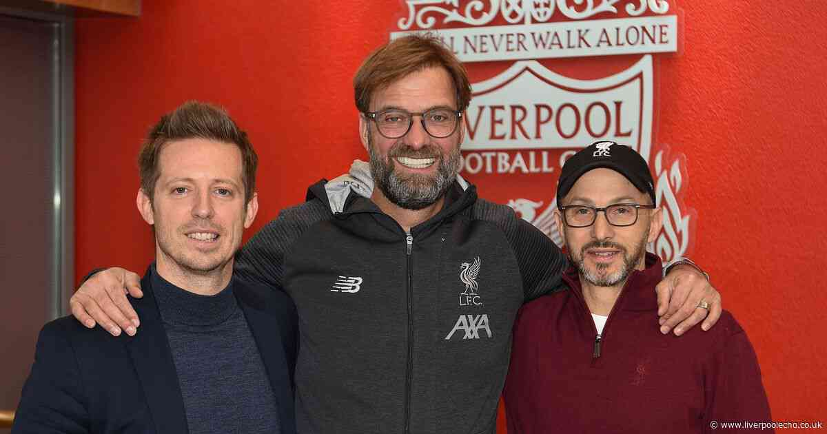 Jurgen Klopp explains Michael Edwards relationship and offers Liverpool retirement hint