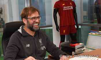 Jurgen Klopp aims to create a dynasty as he pens new four-and-a-half year deal at Liverpool
