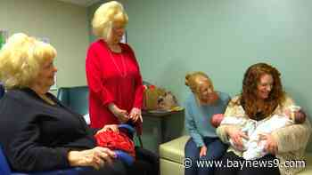 80-Year-Old Twins Visit Clearwater Hospital That Saved Their Lives