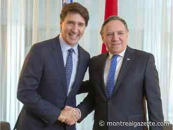 Legault urges Bloc to back new continental free trade pact