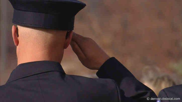Friends, Family, First Responders Say Goodbye To Fallen Firefighter Ken Jones