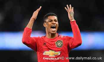 Manchester United hot shot Rashford focused on fulfilling potential after comparison to Ronaldo