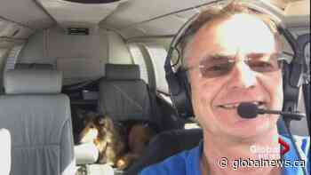 Gabriola crash pilot remembered for hundreds of animal rescues