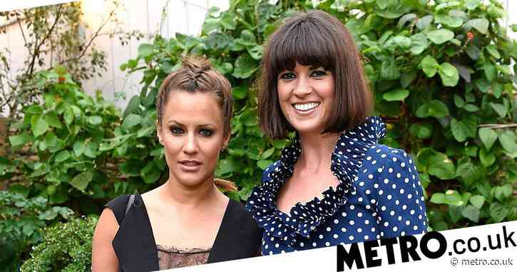 Caroline Flack's friend Dawn O'Porter throws support behind Love Island star following her arrest