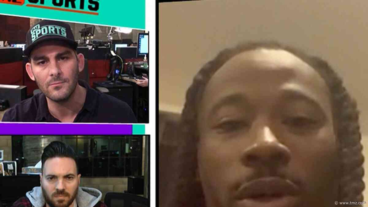 Janoris Jenkins Says He Understands R-Word Is Hurtful, 'I'll Grow From This'