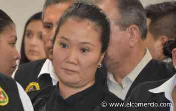 Tribunal peruano evaluará si ordena prisión preventiva de Keiko Fujimori por caso Odebrecht