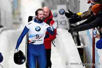 Russia sweeps golds in World Cup skeleton at Lake Placid