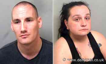 Paedophile couple, 33 and 27, who preyed on children as young as one are jailed for 21 years