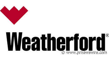 Weatherford Successfully Completes Financial Restructuring