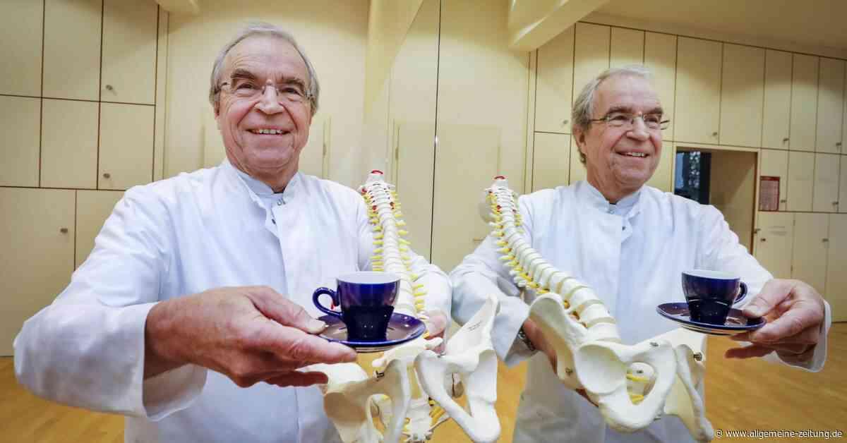 Pionier der Schmerztherapie aus Mainz