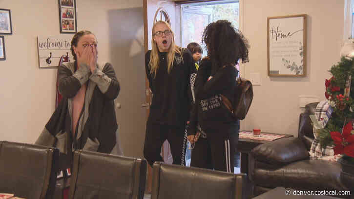 'Hammers And Angels' Volunteers Unveil Home Renovated For Westminster Family