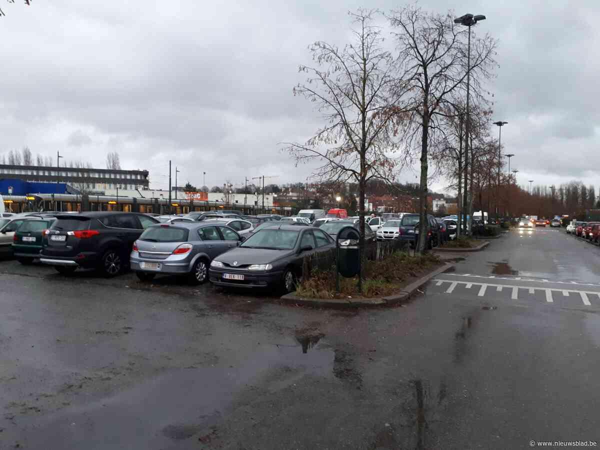 Park & Ride wordt uitgebreid: parking van vandaag is appartement van morgen